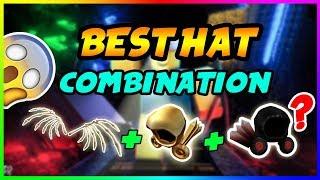 THE BEST HAT COMBINATION IN MINING SIMULATOR! ⛏😃 | ROBLOX MINING SIMULATOR