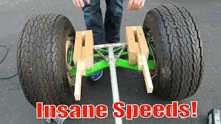 WORLDS FASTEST HOVERBOARD! - 40 MPH HOVERBOARD?