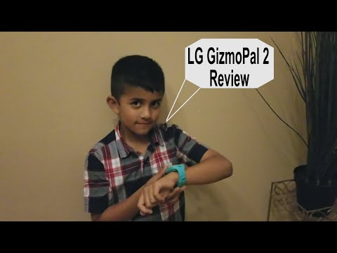 LG Gizmopal 2 Review @Verizon