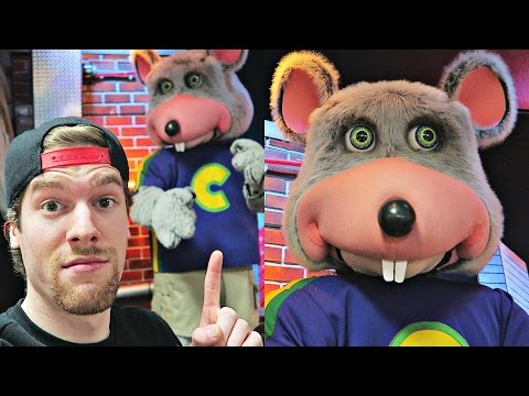 BEWARE OF CHUCK E CHEESE!