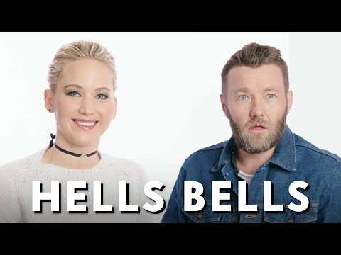 Jennifer Lawrence and Joel Edgerton Teach Kentucky and Aussi
