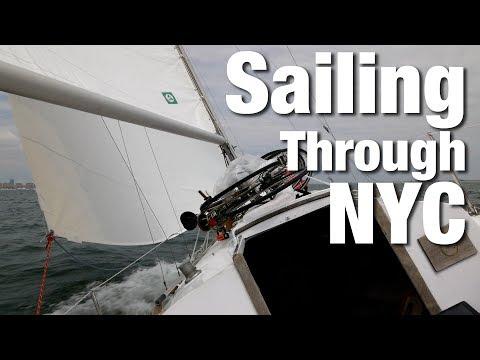 Sailing Inconceivable #5: Sailing Through New York City