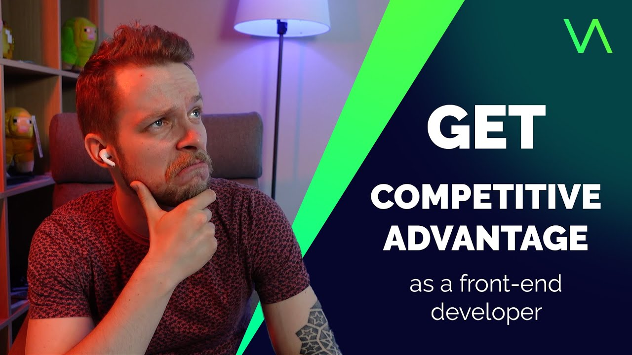 4 Ways to Get Competitive Advantage As A Frontend Developer (from Mojang and DICE/Battlefield Dev)