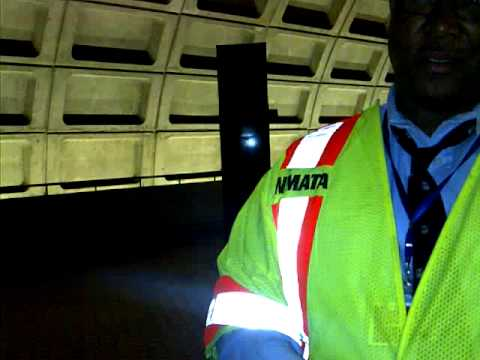 TALKING TO STRANGERS: Across America, DC Metro Station Managers
