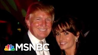 Ex-Playboy Model Freed From Contract, Can Discuss Alleged President Trump Affair   Hardball   MSNBC