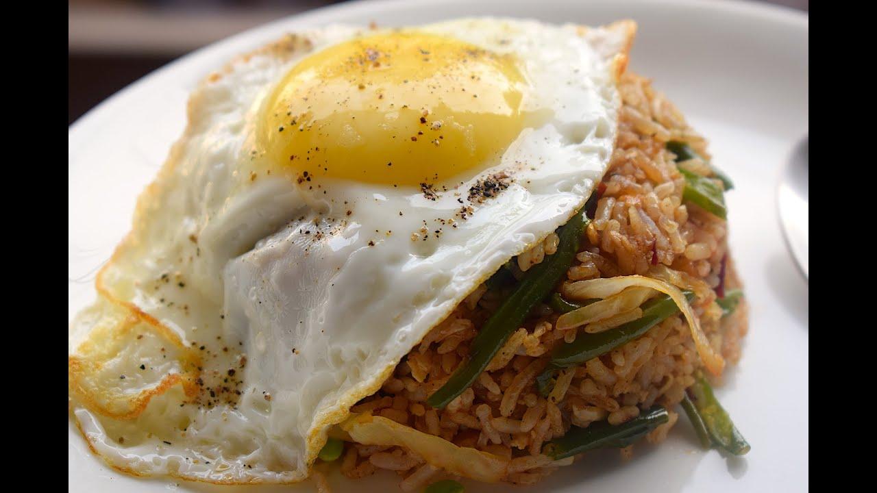 Nasi Goreng At Home Indonesian Fried Rice Slurrp Youtube