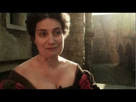 Borgia Diaries: Assumpta Serna - 'Vannozza Catanei' Interview