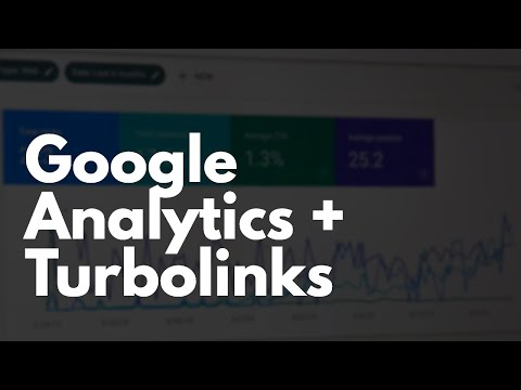 How to use Google Analytics gtag.js with Turbolinks & Webpacker