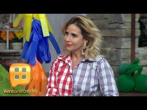 ¡Raquel Bigorra en el foro de Ventaneando! thumbnail
