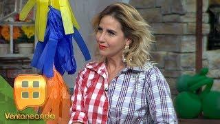 ¡Raquel Bigorra en el foro de Ventaneando!