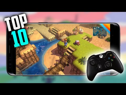 10 Android Games With Controller Support 2020