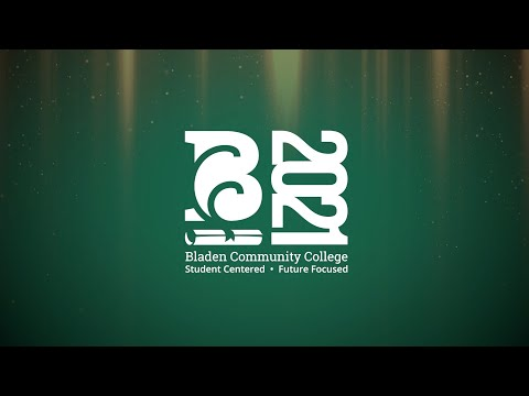 2021 Virtual Graduation Celebration - Bladen Community College