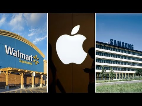 Top 25 Richest Company In The World