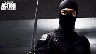 HUNT FOR HIROSHI Official Trailer - Ninja Action Movie HD new