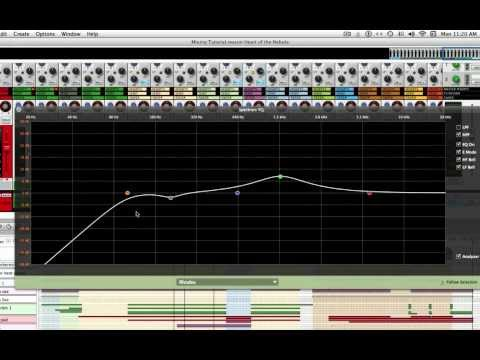 Learn How To Mix - Part 8 - It's really about EQ - LearnReason.com