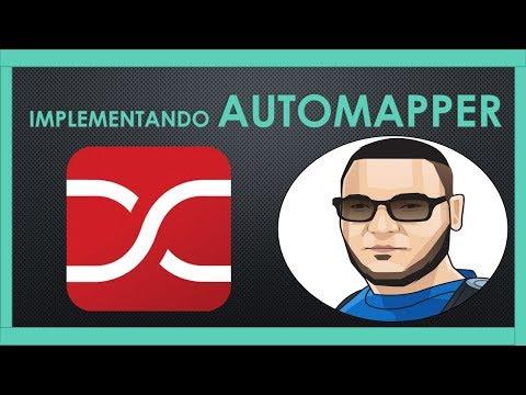 20 Como usar Auto MAPPER Para TRANSFERENCIA de Datos