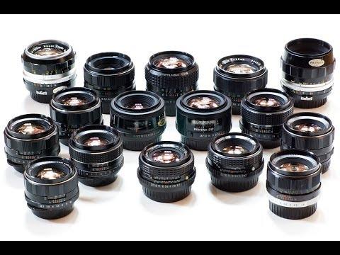 Lenses - Beginner's Guide To Filmmaking