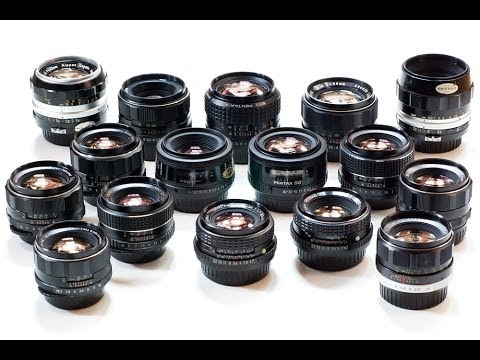 Lenses - Beginner's Guide To Filmmaking