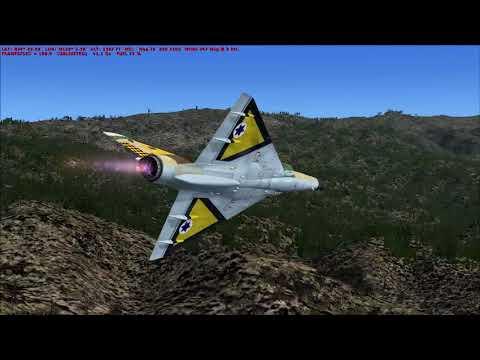 FS Historian Episode XXI : Israeli Aircraft Industries Nesher (FSX:SE)