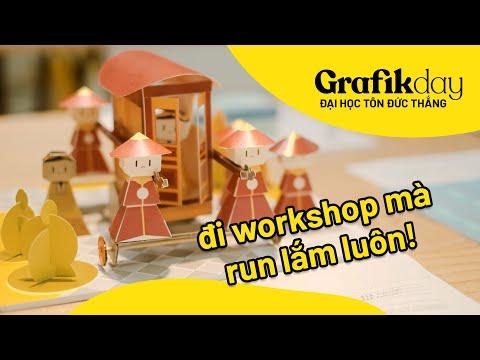GRAFIK DAY 2020 - Ngày của sinh viên Thiết kế Đồ họa TDTU