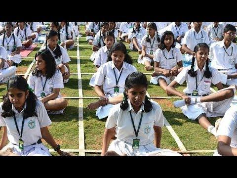 SC says nocompulsory Yoga in schools