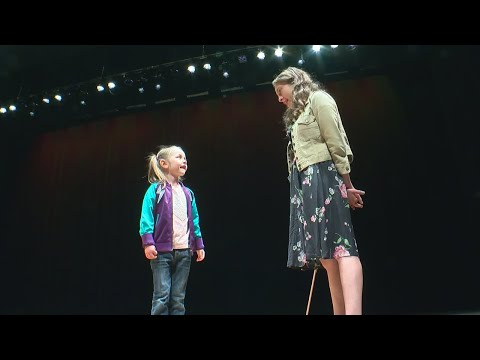 4-Year-Old Minn. Girl Gets Cast As Lulu When Broadway Show 'Waitress' Comes To Town