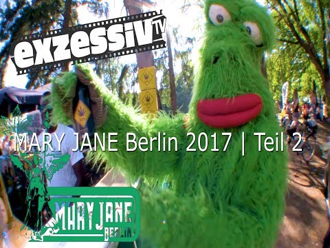 N° 432 MARY JANE 2017 - Cannabis Expo Berlin   Teil 2