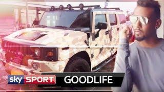 Jérôme Boatengs protzt mit seinem Hummer & Schaulaufen beim FC Bayern | Goodlife #16