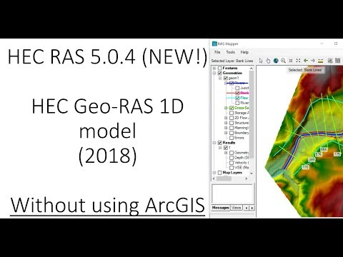 Hec Ras Tutorial