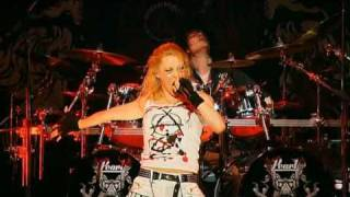 Ravenous performed live in Japan by Arch Enemy.