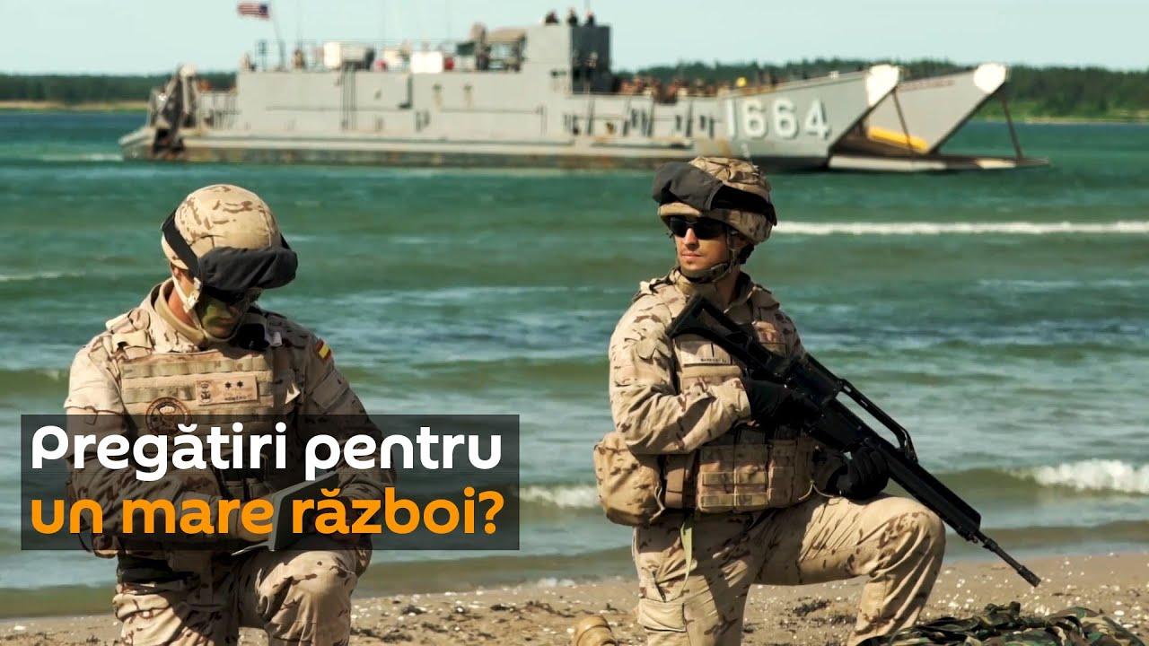 Presa germană: NATO se pregătește de un război cu Rusia