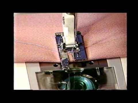 Husqvarna Viking Freesia 40 And 40 YouTube Stunning Husqvarna Sewing Machine Zipper Foot