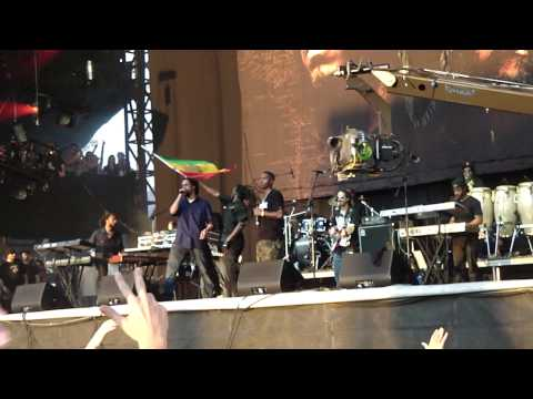 Damian Marley and Nas - Welcome To Jamrock - Austin City Limits Music Festival