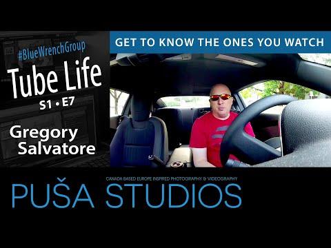 Gregory Salvatore | Tube Life S01 * E07 on Pu?a Studios