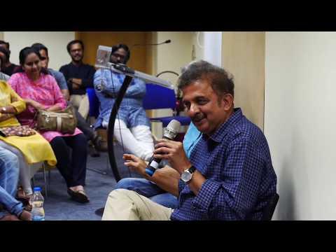 Creative Journeys 8: Jayant Kaikini (Part 1)