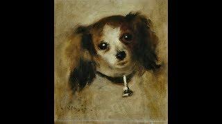 Собаки на полотнах художников