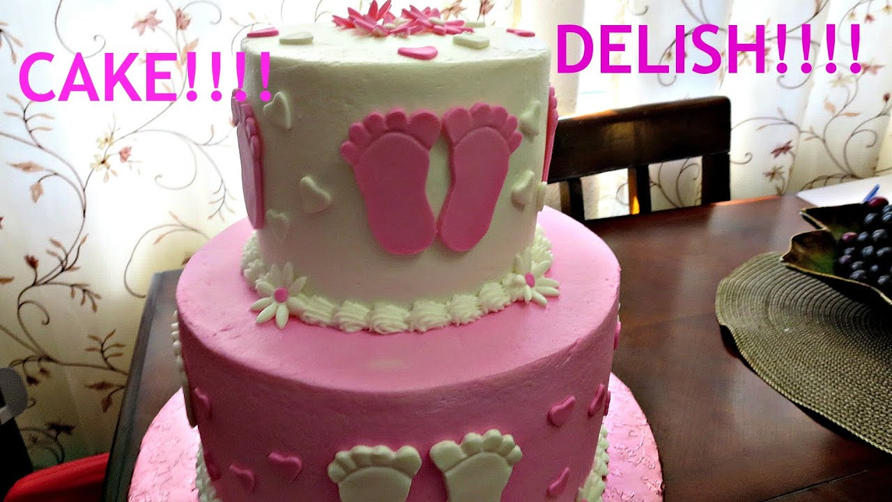 Baby Footprint Mold For Cakes