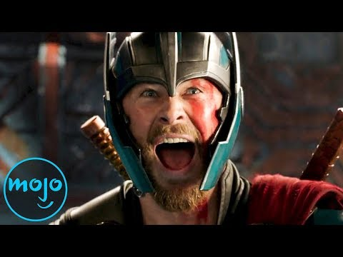 Top 10 Improvised Superhero Movie Moments