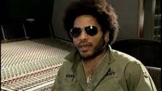 "Lenny Kravitz ""We Want Peace"" video Mp3"