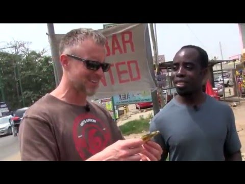 Raw Travel 315 - Going to Ghana: Accra & Central Coast Trailer