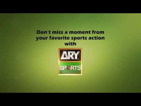 ARY Sports- App Promo