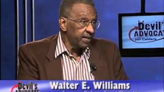 Walter E Williams - Economics And Personal Liberty