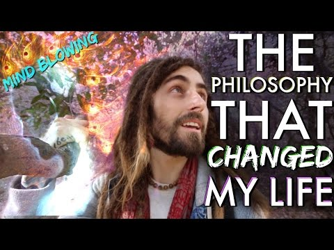 The Philosophy That Changed My Life! (& Might Change Yours...)