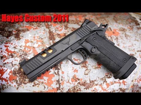 Hayes Custom RIA Budget 2011 First Impressions: The Best Gun Of 2019?