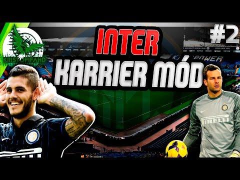 Rég voltunk már itt! - Inter karrier mód - 2.rész