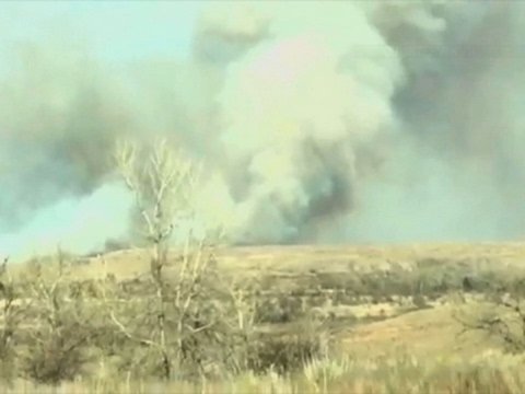 Three Major Fires in Texas Panhandle