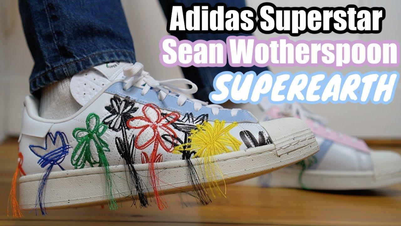 ADIDAS SUPERSTAR SEAN WOTHERSPOON
