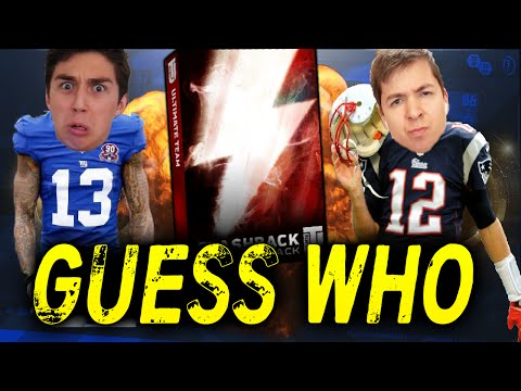 I PULLED A NEW FLASHBACK! GUESS WHO MADDEN 16 W/ LOSTNUNBOUND