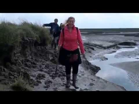 modderlopen in het