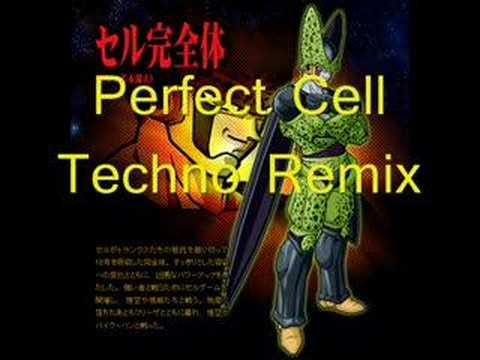 Perfect Cell Techno Remix